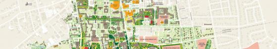 Princeton Campus Plan created in 2008