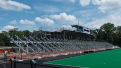 Bedford Field Under Construction
