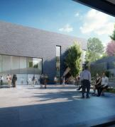 Andlinger Center for Energy and the Environment (Rendering)