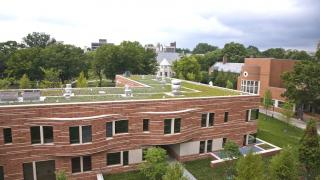 Butler green roof