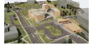 Arts and Transit Site Model