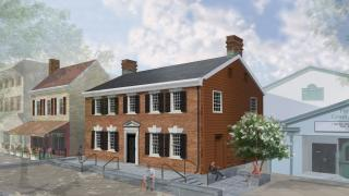 Bainbridge House Rendering