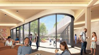 New Residential Colleges - Dining Hall