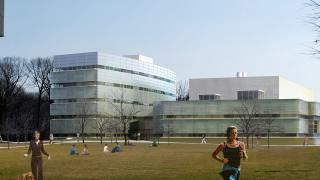 Peretsman Scully Hall/Princeton Neuroscience Institute (Rendering)