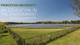 Facilities featured in Sustainable business magazine